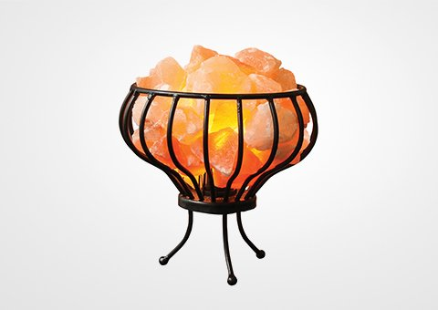Himalayan Baskets And Bowls Salt Lamps Exporter Of Salt